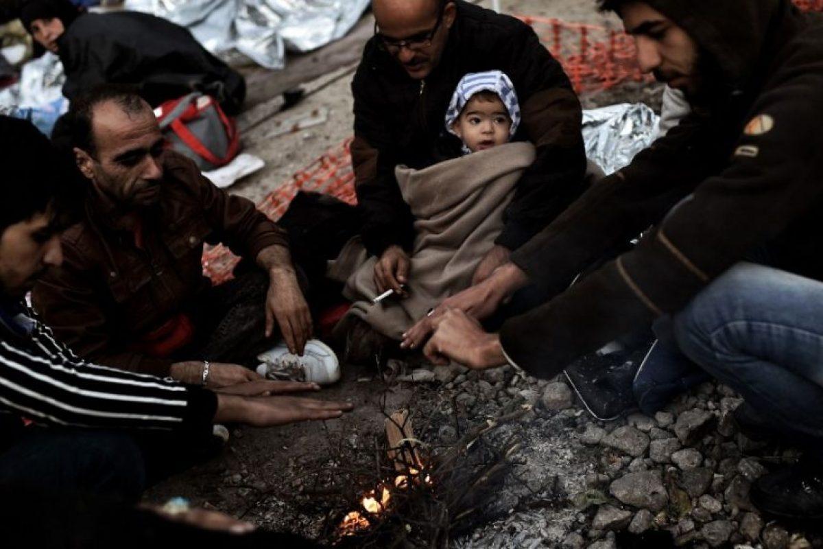 Europa recibirá a 120 mil de esos migrantes ilegales como refugiados Foto:AFP