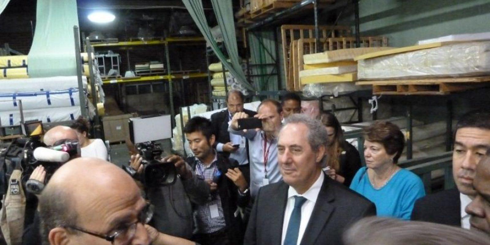 Entre las supuestos temas polémicos se encuentran los siguientes Foto:AFP