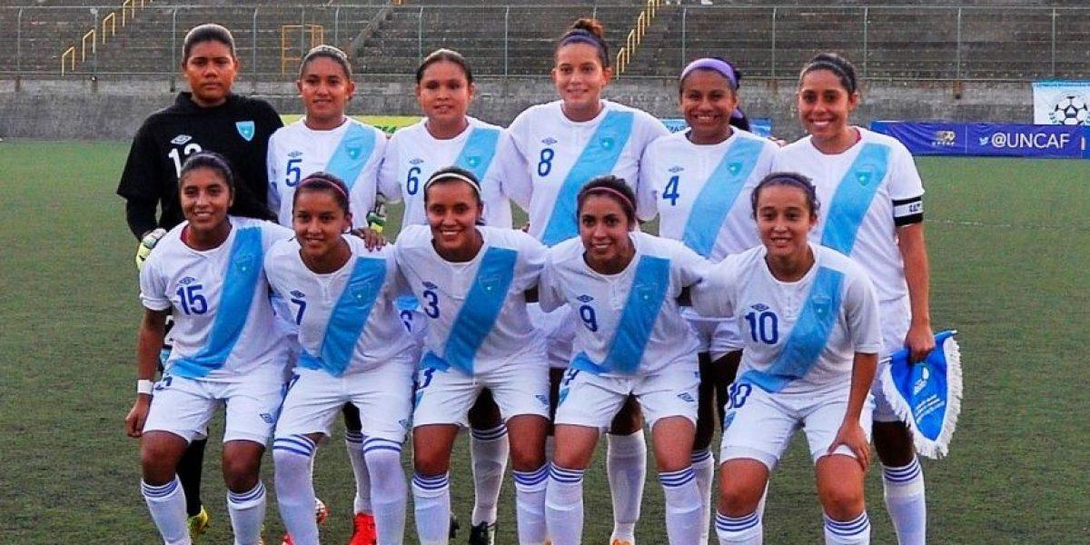 Guatemala sella su pase al Preolímpico femenino de la Concacaf