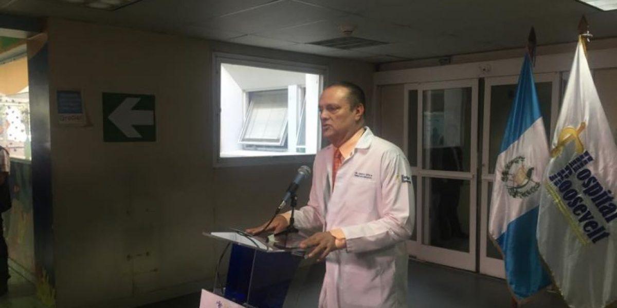 Doctor confirma la evolución positiva de las Rositas