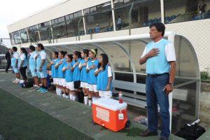 La bicolor terminó la contienda con seis puntos en el torneo de la Uncaf. Foto:Uncaf