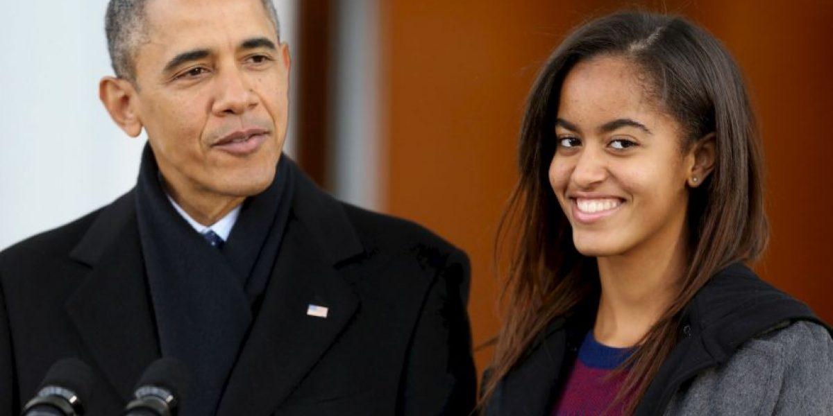¿A qué Universidad irá Malia Obama?