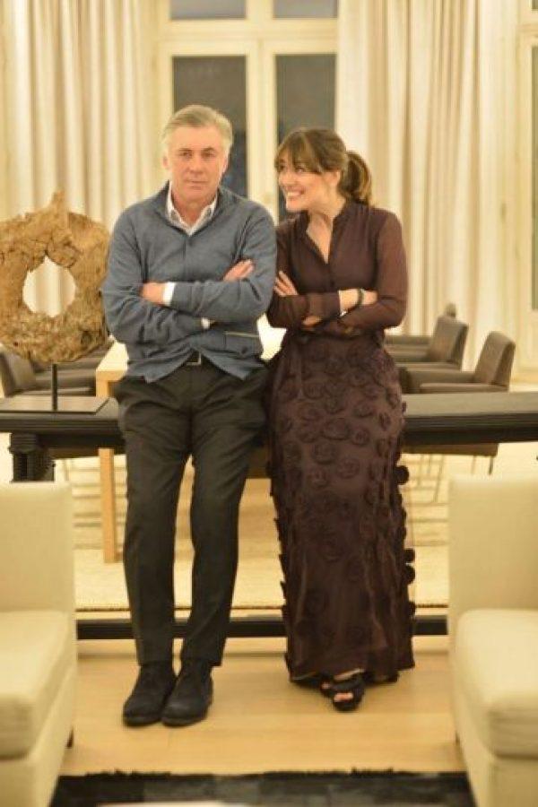 Es la única hija del entrenador italiano Carlo Ancelotti. Foto:Vía facebook.com/katia.ancelotti