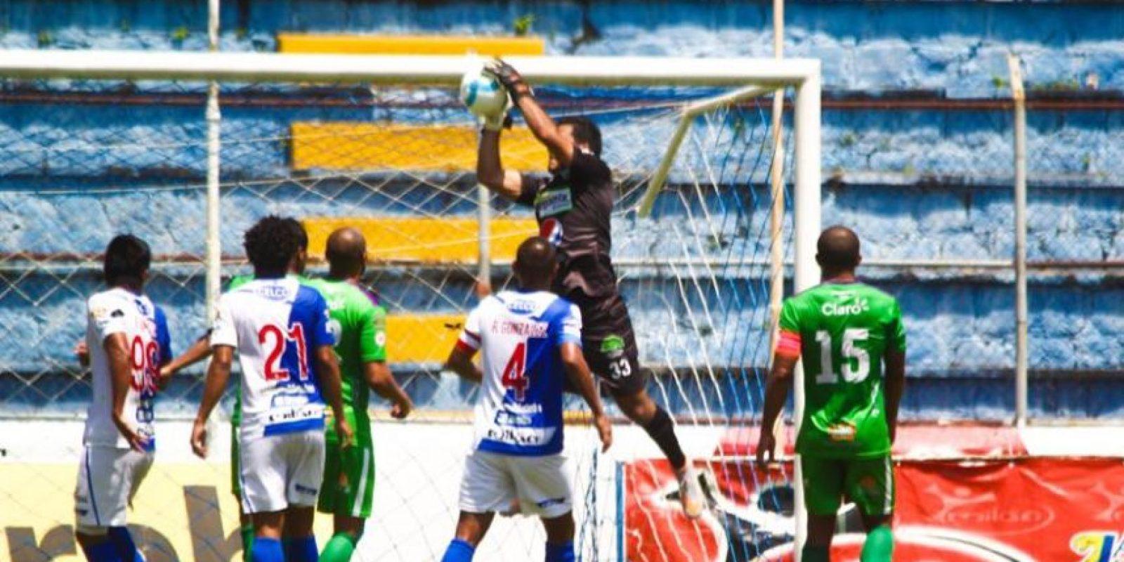 Xelajú ganó en casa al igual que Suchitepéquez y Comunicaciones hizo lo propio de visita. Foto:Antigua GFC