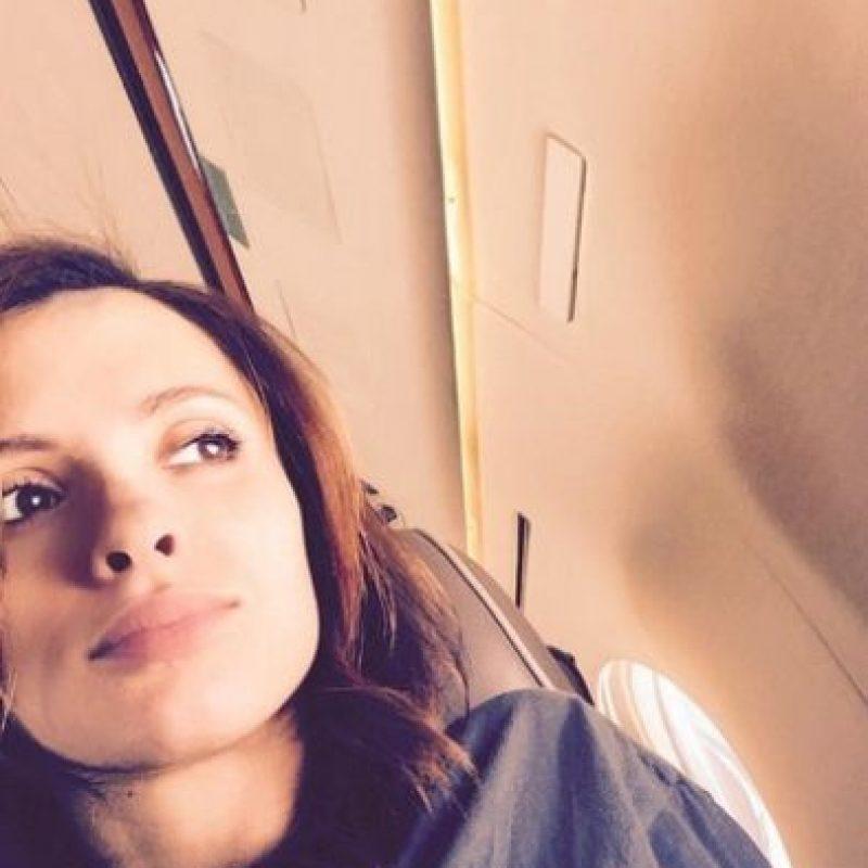 Sus amigos la describen como una chica sencilla, tímida y poco interesada en ser una estrella de Hollywood. Foto:Instagram/littleirishcat