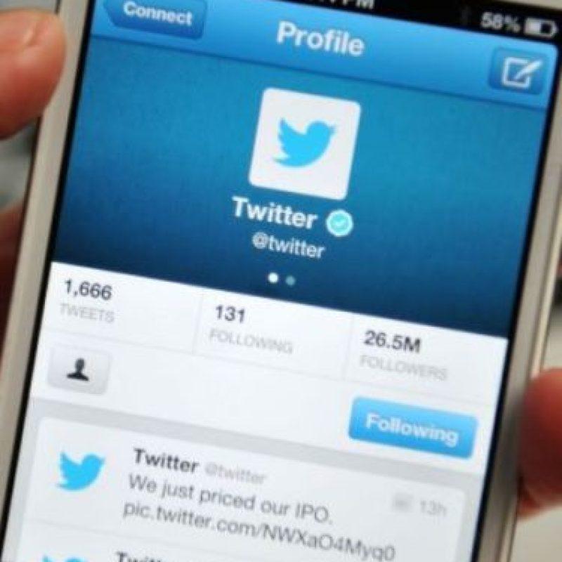 Twitter es conocida por ser la red social de los 140 caracteres. Foto:Getty Images