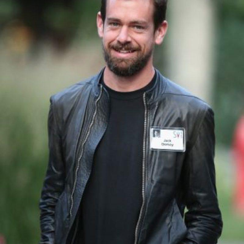 Su cuenta de Twitter es @jack. Foto:Getty Images
