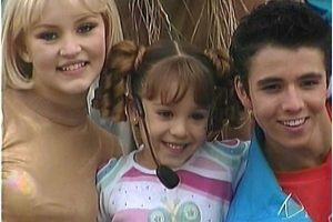 """También incursionó en la música y grabó su primer disco que llevó por título """"Danna Paola"""". Foto:vía childstarlets.com"""