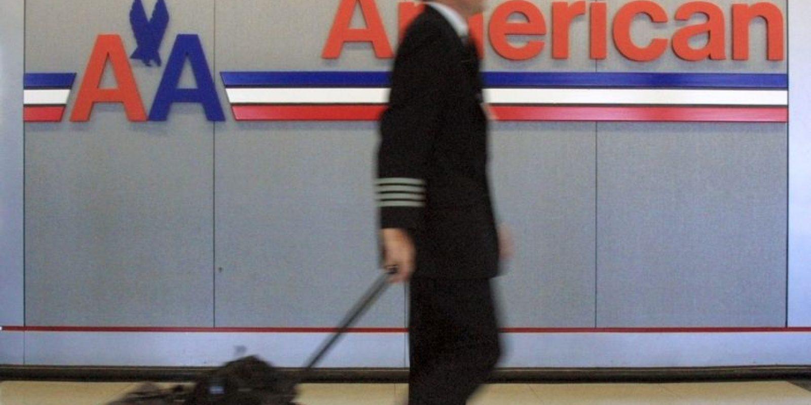 Perteneciente a la compañía estadounidense American Airlines. Foto:Getty Images