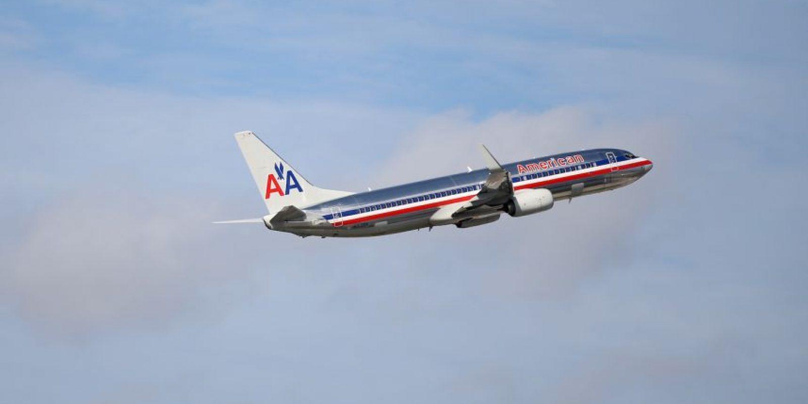 El capitán del avión falleció. Foto:Getty Images