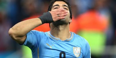 9. Uruguay / Luis Suárez Foto: Getty Images