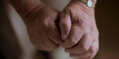 Uno de los hijos de Sofía Alarco mandó a sacarla de su casa. Foto:Getty Images