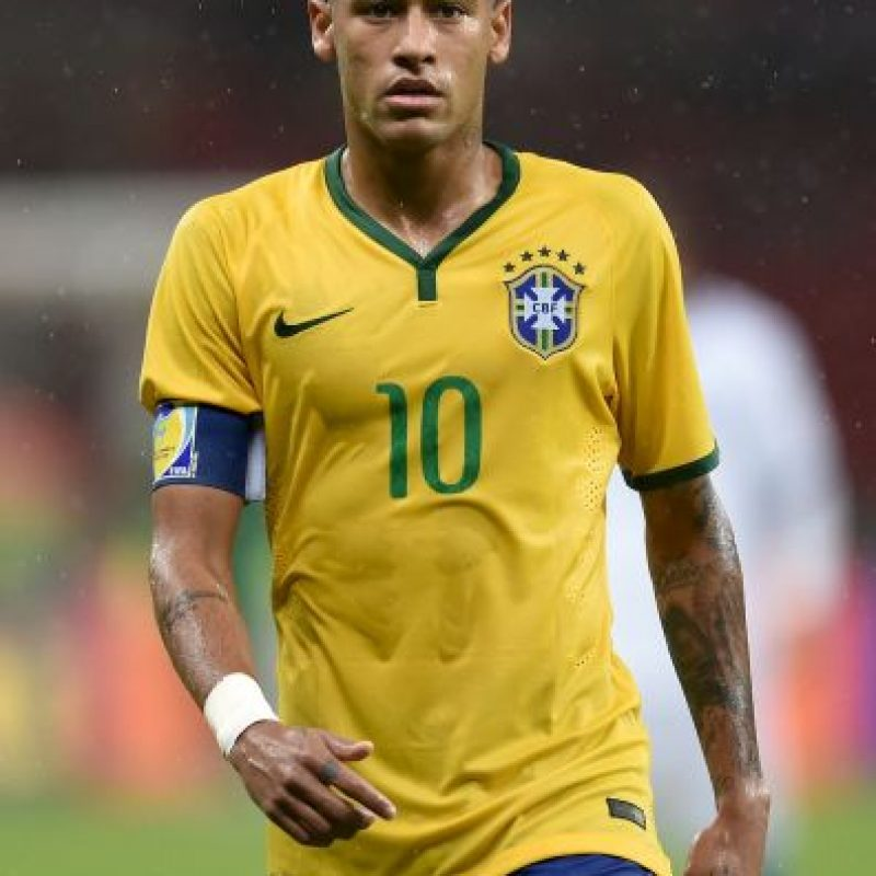 3. Brasil / Neymar Foto:Getty Images