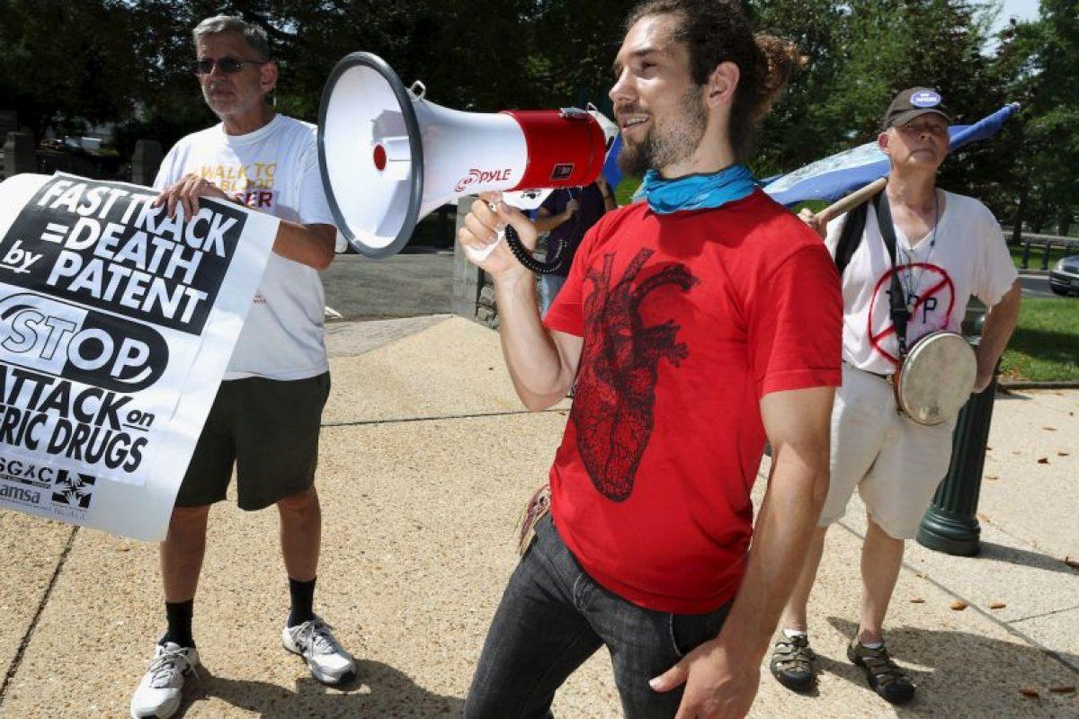 """Así lo han dado a conocer cerca de 16 organizaciones ciudadanas en la página """"TPP abierto"""" Foto:Getty Images"""