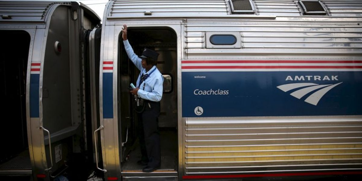 Se descarrila tren en Estados Unidos