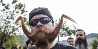 Las barbas son de formas y estilos diferentes. Foto:Getty Images