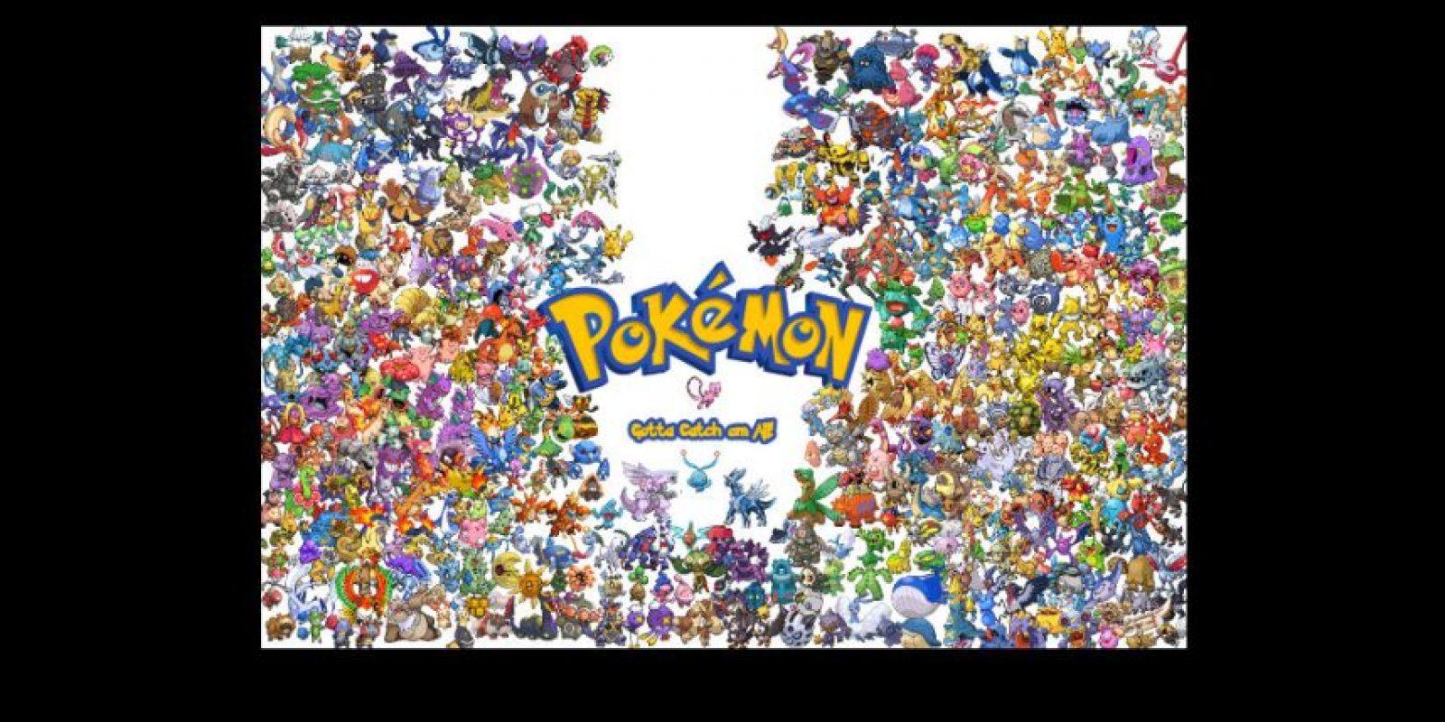 Debido a la guerra nuclear, varios animales que conocemos mutaron a la forma de los Pokémones que aparecen en el anime. Foto:Bandai