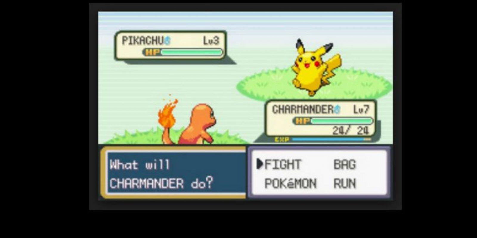 6.- Se dice que los creadores de Pokémon son fanáticos del idioma español. Foto:Bandai/Nintendo