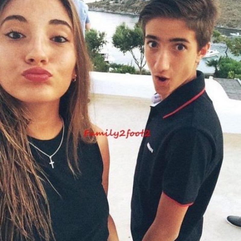 Tiene 18 años y su sueño es ser modelo. Foto:Vía instagram.com/explore/tags/matildemourinho