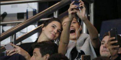 Kendall Jenner y Gigi Hadid: Las hinchas más guapas del PSG