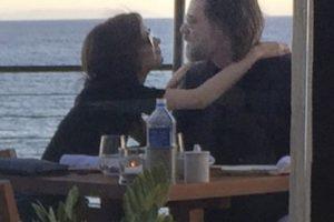 Motivo por el que Jim y Cathriona saliron a cenar Foto:Grosby Group