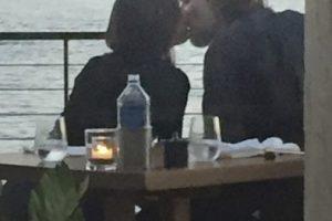 """Esa fue la última vez que se les vio juntos de forma """"romántica"""". Foto:Grosby Group"""