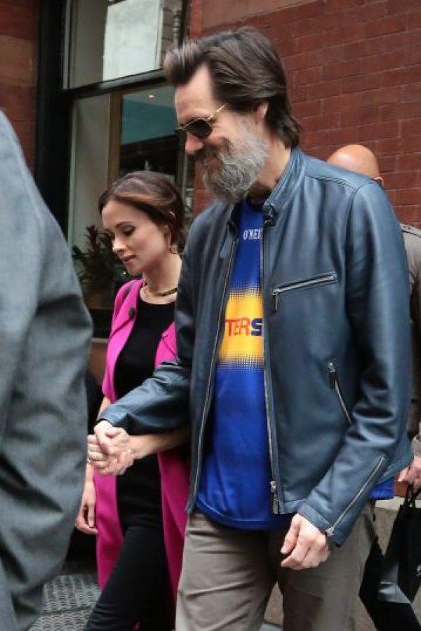 La pareja terminó su relación el pasado 24 de septiembre Foto:Grosby Group