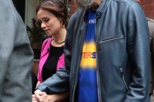 """Tras enterarse de la muerte de su exnovia, el actor se confesó """"devastado"""". Foto:Grosby Group"""
