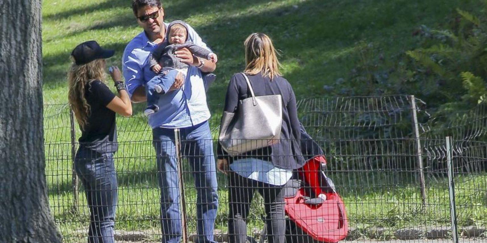 Y estudia en La Miranda, el colegio de élite en el que Shakira ha confiado la educación de su hijo. Foto:Grosby Group