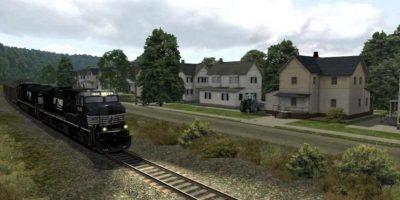 En rutas reales del mundo y entrega lo más definitivo de la afición de los trenes Foto:Dovetail Games