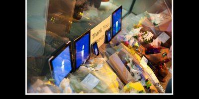 Todo el mundo le rindió tributo. Esta foto muestra algún lugar de Tokio Foto:Pietro Zuco