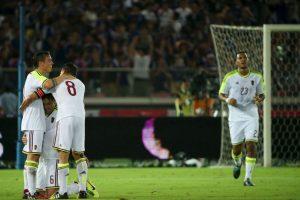 La única selección de la confederación que nunca ha ido a un Mundial tiene un precio de 38.1 millones de euros Foto:Getty Images