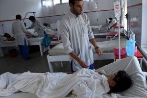 Dicho ataque duró aproximadamente media hora. Foto:AFP