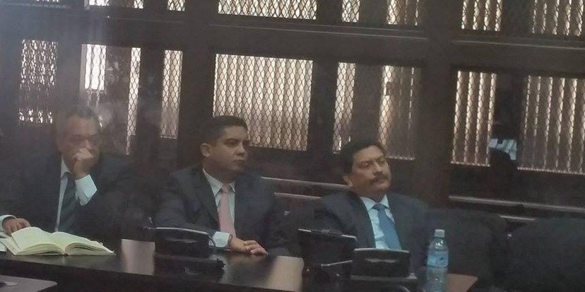 JC Monzón queda ligado a proceso en el #CasoLaLínea