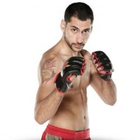 Jason Salomon, el noqueado. Foto: superfightleague.com