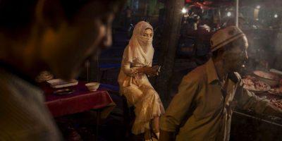 Algunas de las mujeres que logran escapar se les ofrece una vida en capos de refugiados o ayuda en occidente. Foto:Getty Images