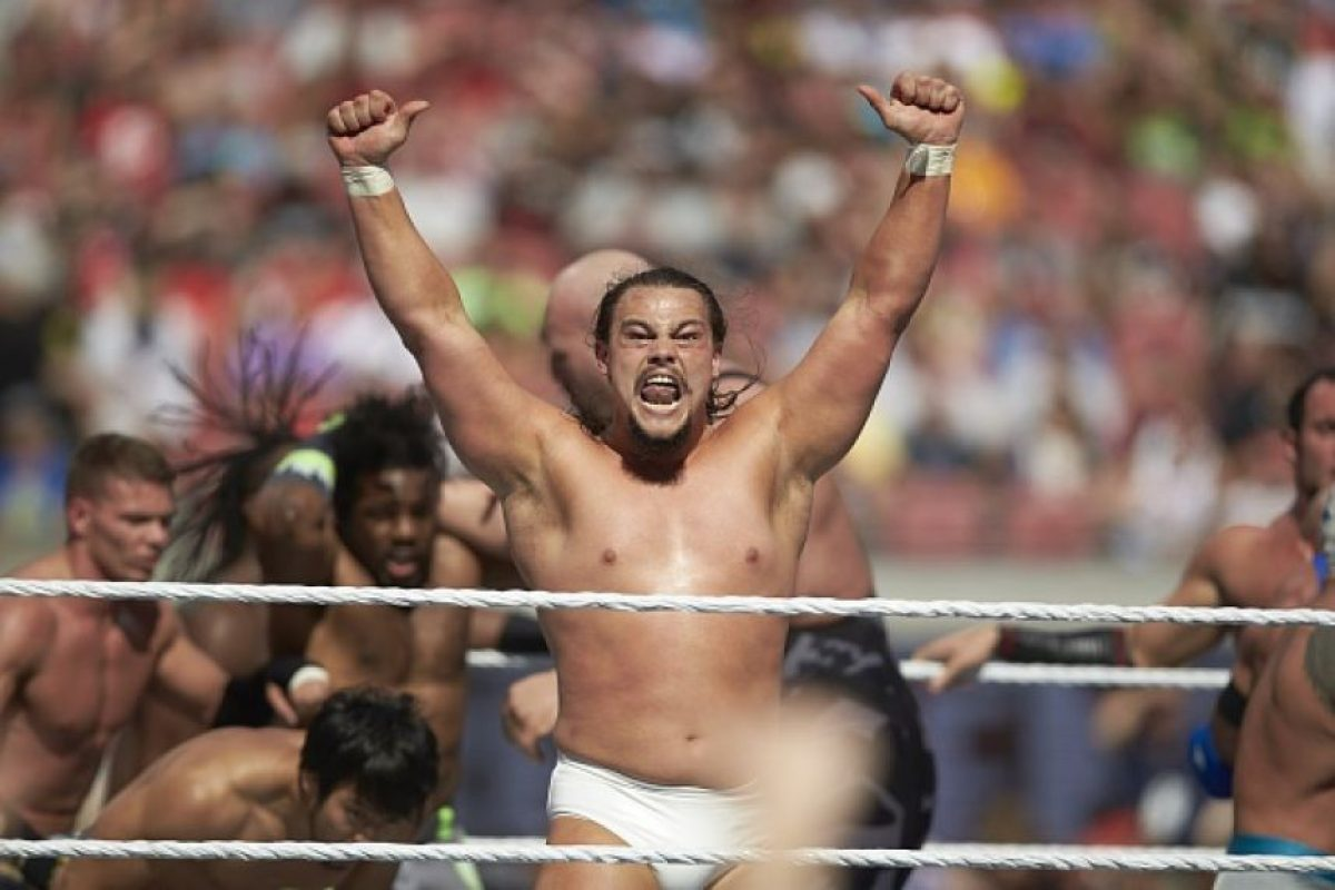 Bo Dallas Foto: Getty Images