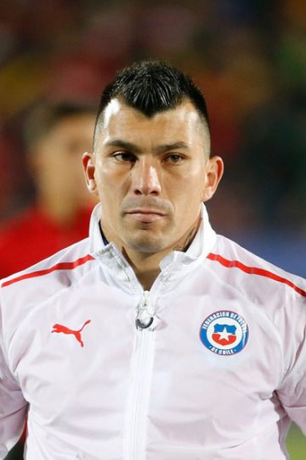 Gary Medel (Chile/Inter de Milán) Foto: Getty Images