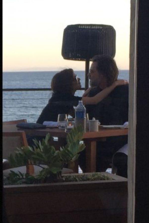 En 2012 conoció a Jim Carrey, con quien comenzó una relación. Foto:The Grosby Group