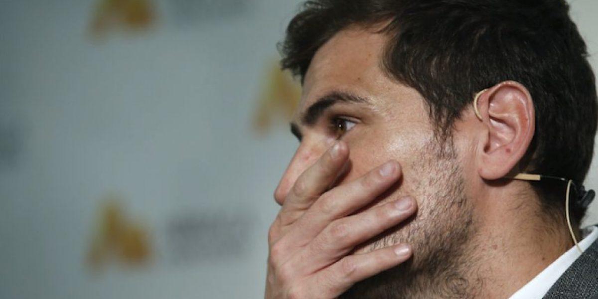 Casillas dice que se siente engañado