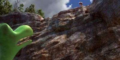 """Disney liberó un nuevo tráiler de """"Un gran dinosaurio"""" Foto:Disney"""