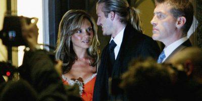 Y cuatro meses después se casaron. Foto:Getty Images