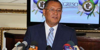Por quinta ocasión, el diputado Arístides Crespo se cambia de bancada