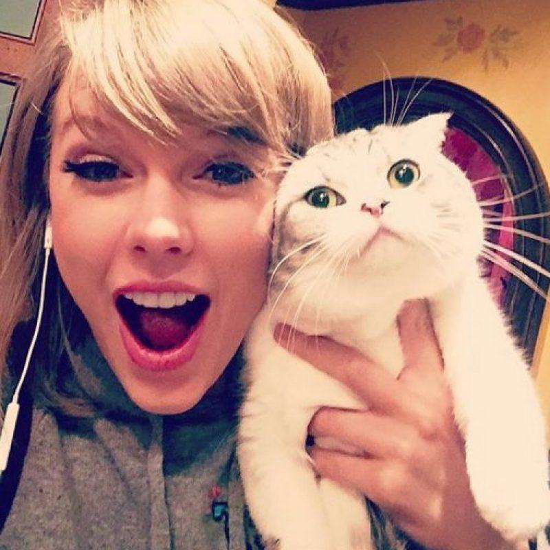 Swift una cantante de origen estadounidense. Foto:instagram.com/taylorswift