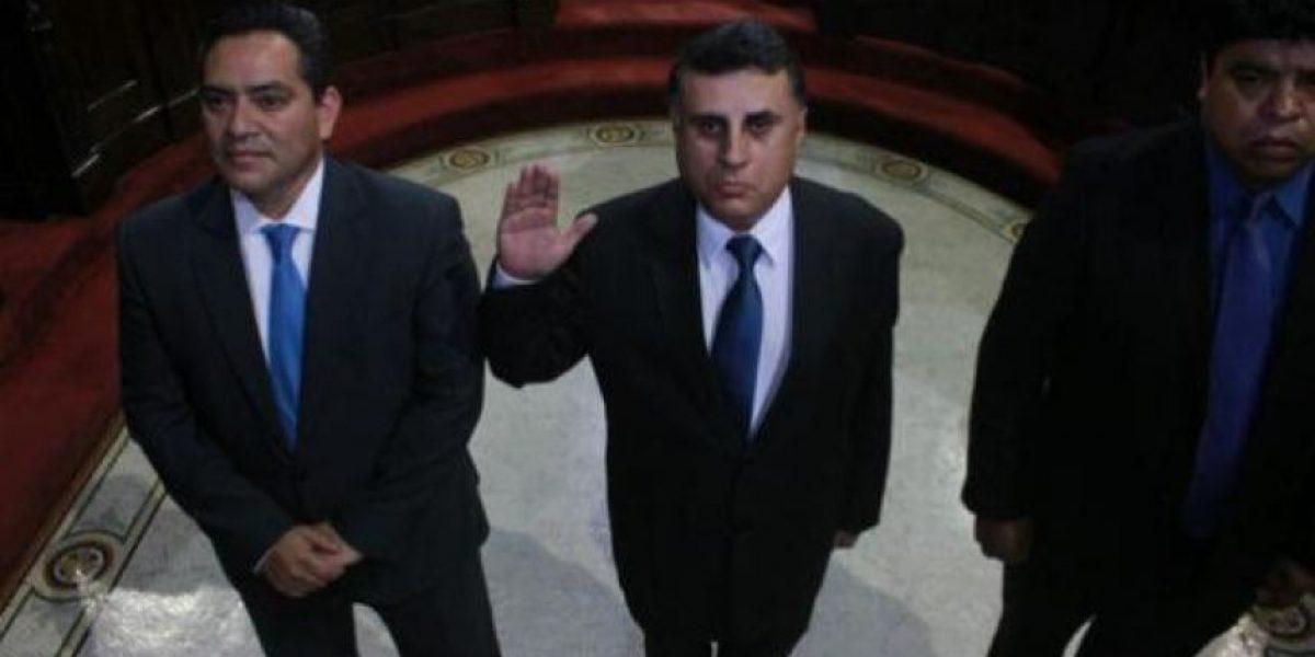 La fiscalía solicita retirarle la inmunidad a magistrado constitucional