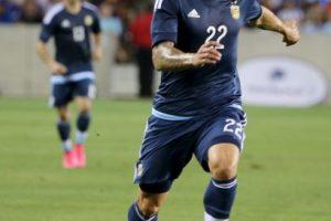 En la Ligue 1 juegan 11 futbolistas que participarán en la eliminatoria de Conmebol, entre los que destacan David Luiz y el argentino Ezequiel Lavezzi, compañeros en el PSG, Foto:Getty Images