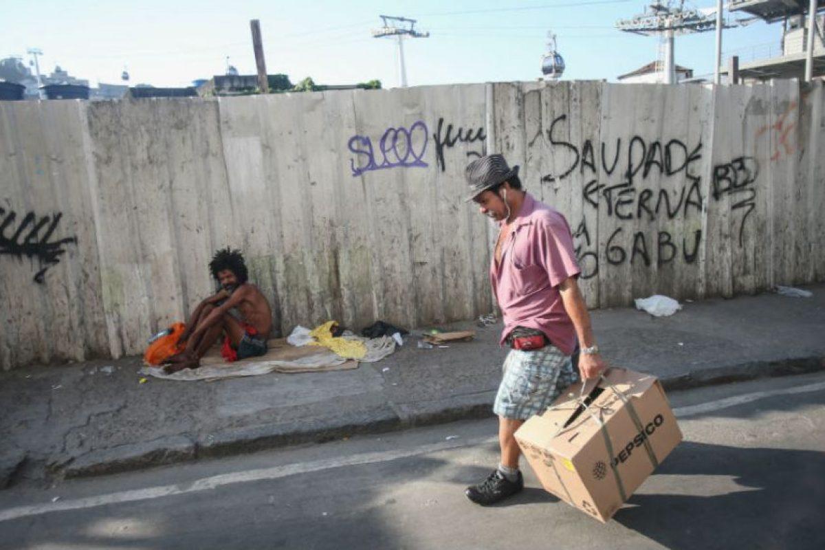 En algunas viven miembros del narcotráfico. Foto:Getty Images