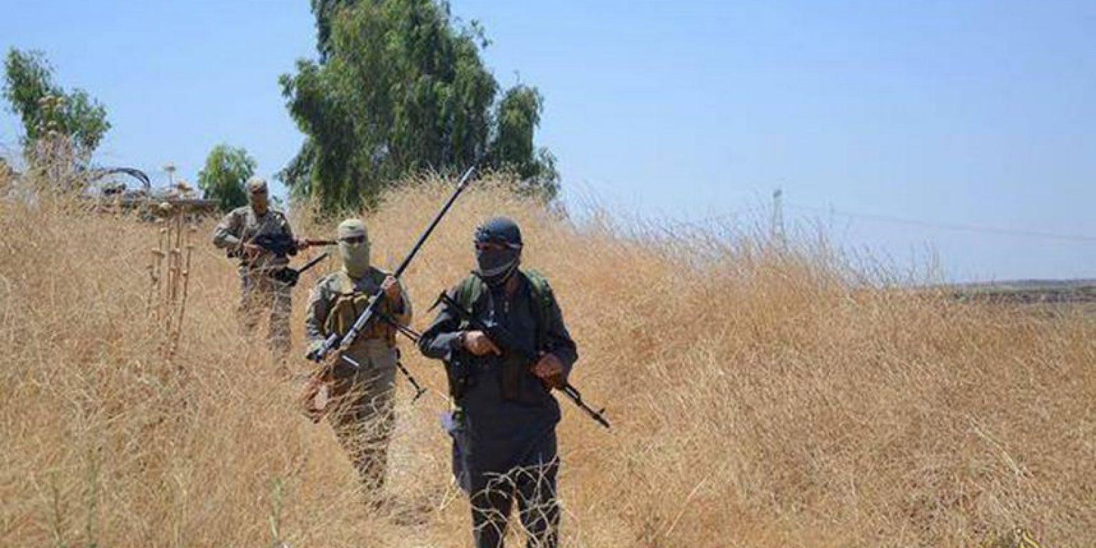 El Estado Islámico secuestra y abusa de las mujeres de los territorios que se va apoderando en Medio Oriente. Foto:AP