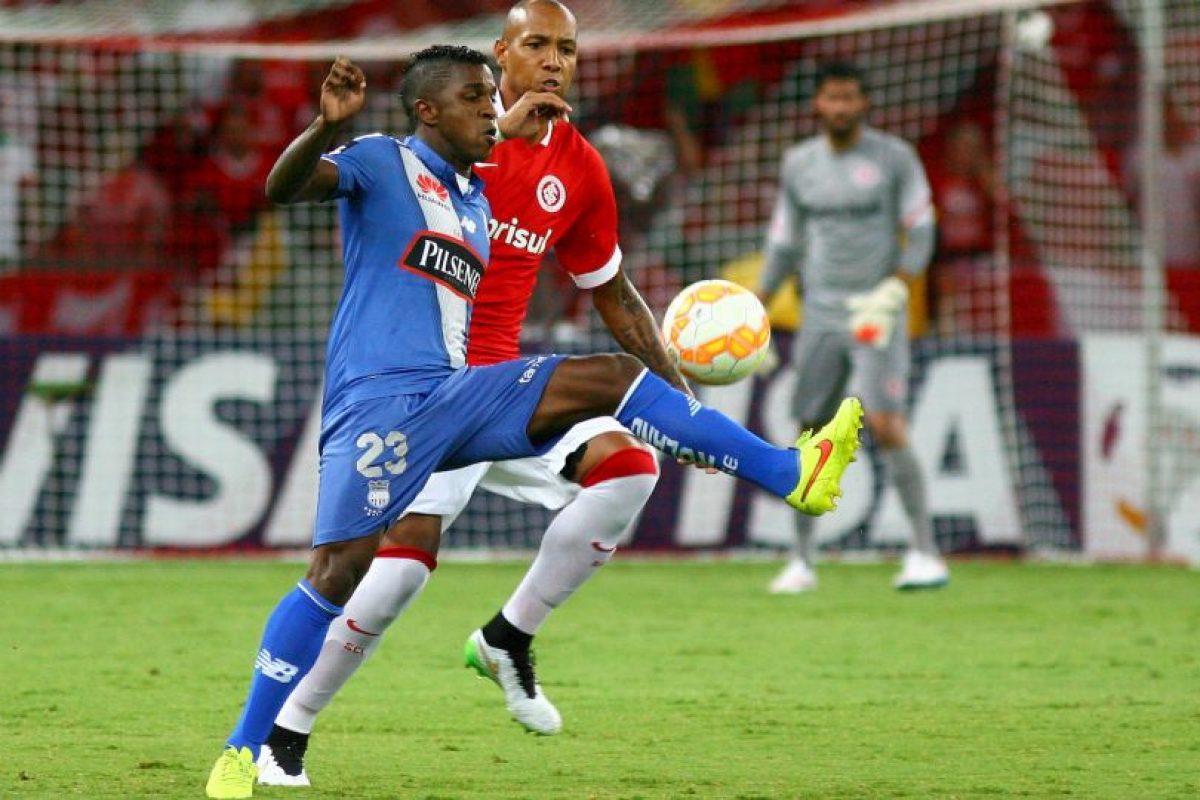 7. Liga de Ecuador. El fútbol doméstico de este país aporta 14 futbolistas Foto:Getty Images