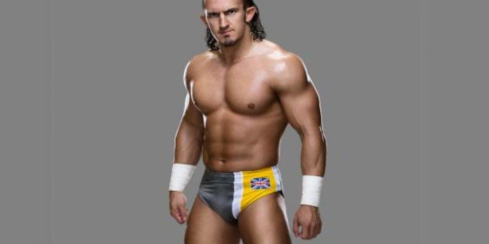 Adrian Neville Foto:WWE